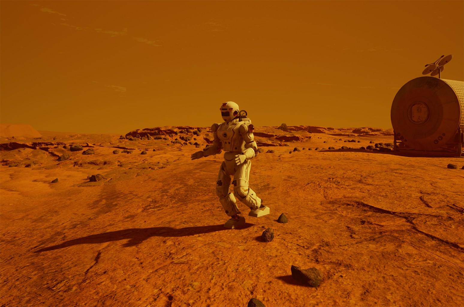 FUSION's Mars 2030