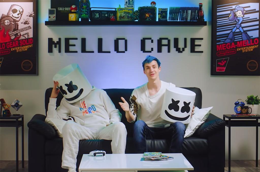 Marshmello & Ninja