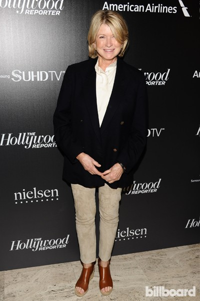 Martha Stewart attends The 35 Most Powerful People in Media hosted by The Hollywood Reporter