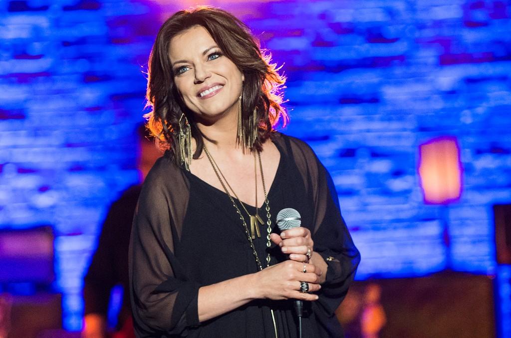 Martina McBride performs in 2016