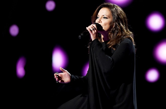 Martina McBride performs onstage during the 50th Academy Of Country Music Awards