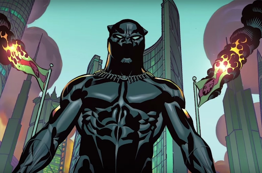 Black Panther: A Nation Under Our Feet featuring Run the Jewels