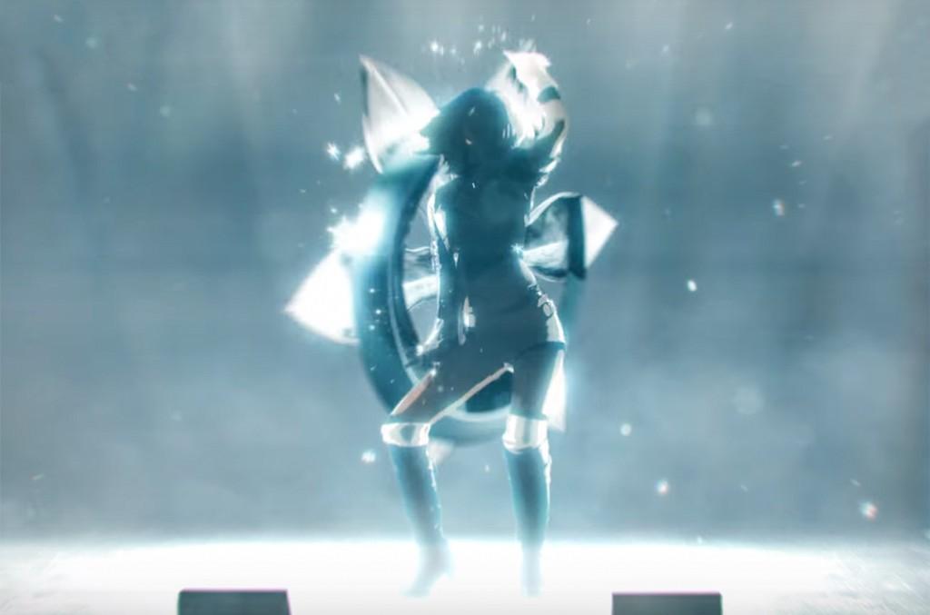 Marvel Future Fighter's Luna Snow