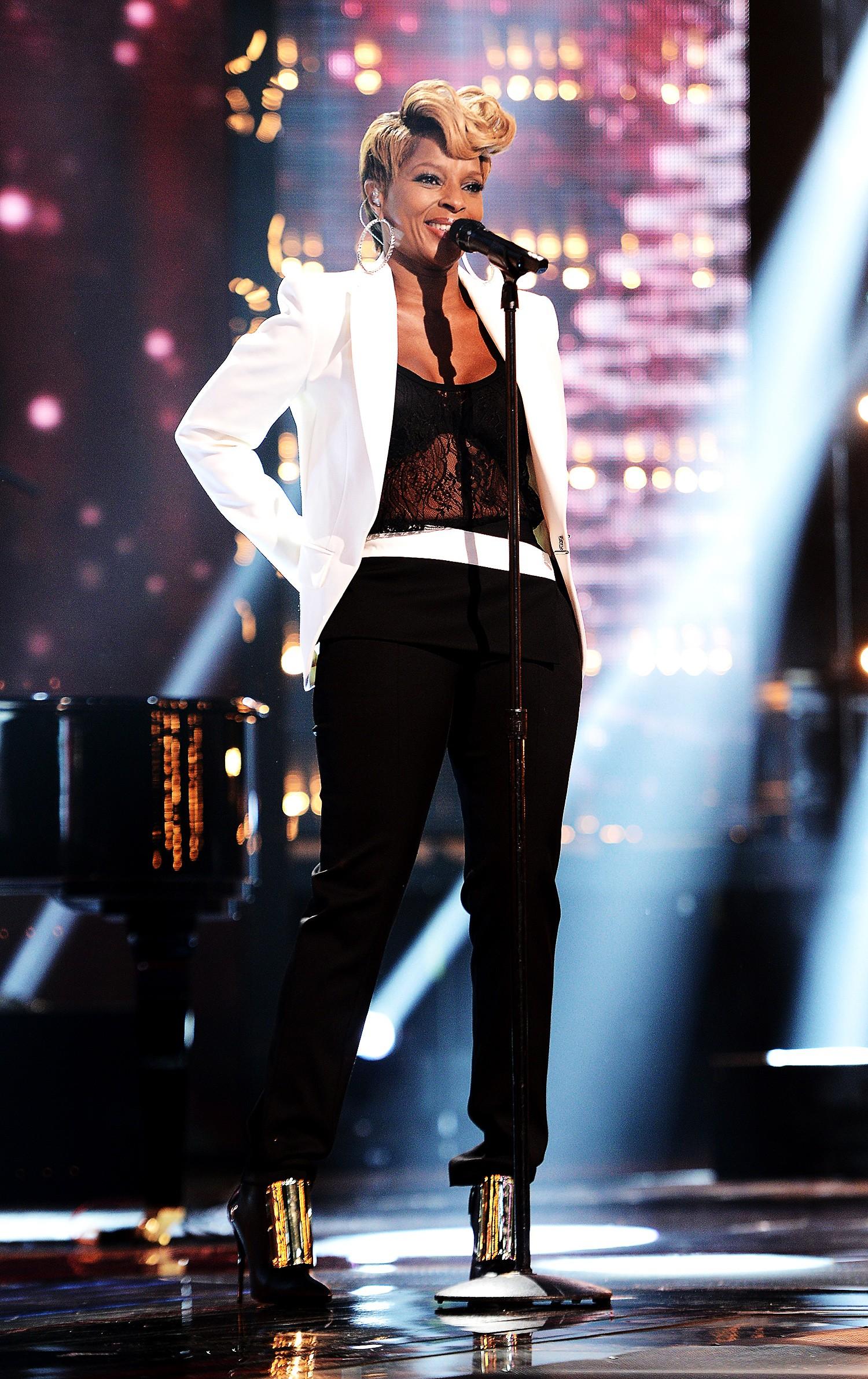 Mary J. Blige, 2013