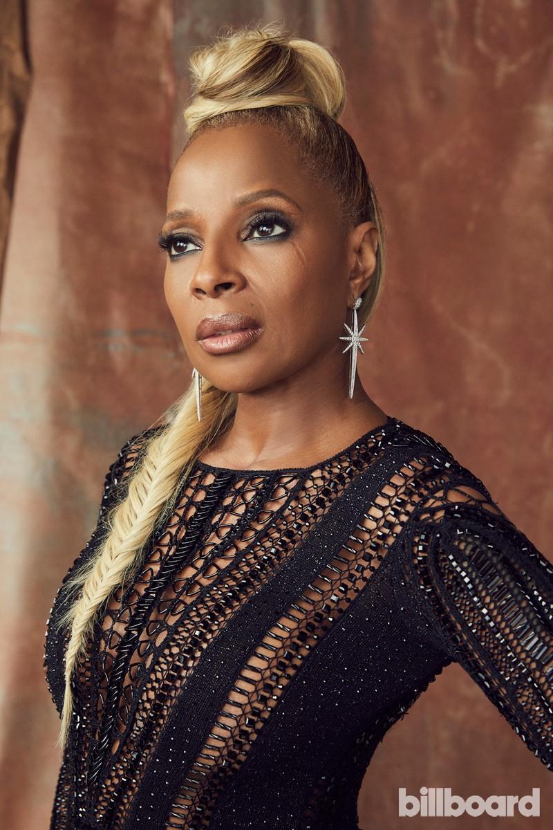 Mary J. Blige, 2017