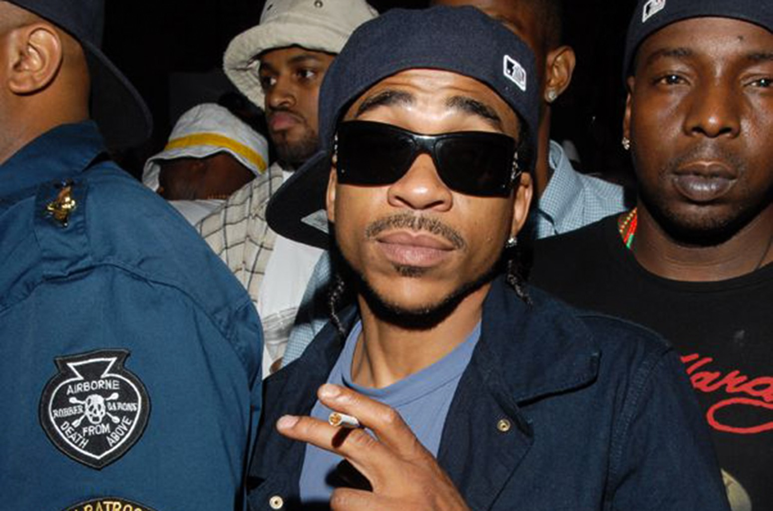 Max B in the Club SOL in New York City.