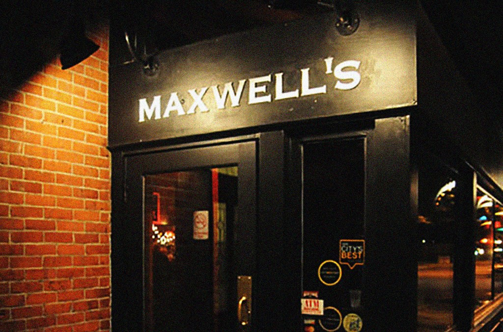 Maxwell's Tavern in Hoboken, N.J.