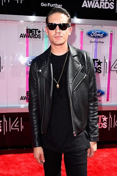 G-Eazy at the BET Awards 2014