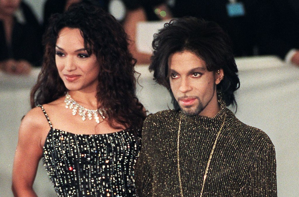 Mayte and Prince