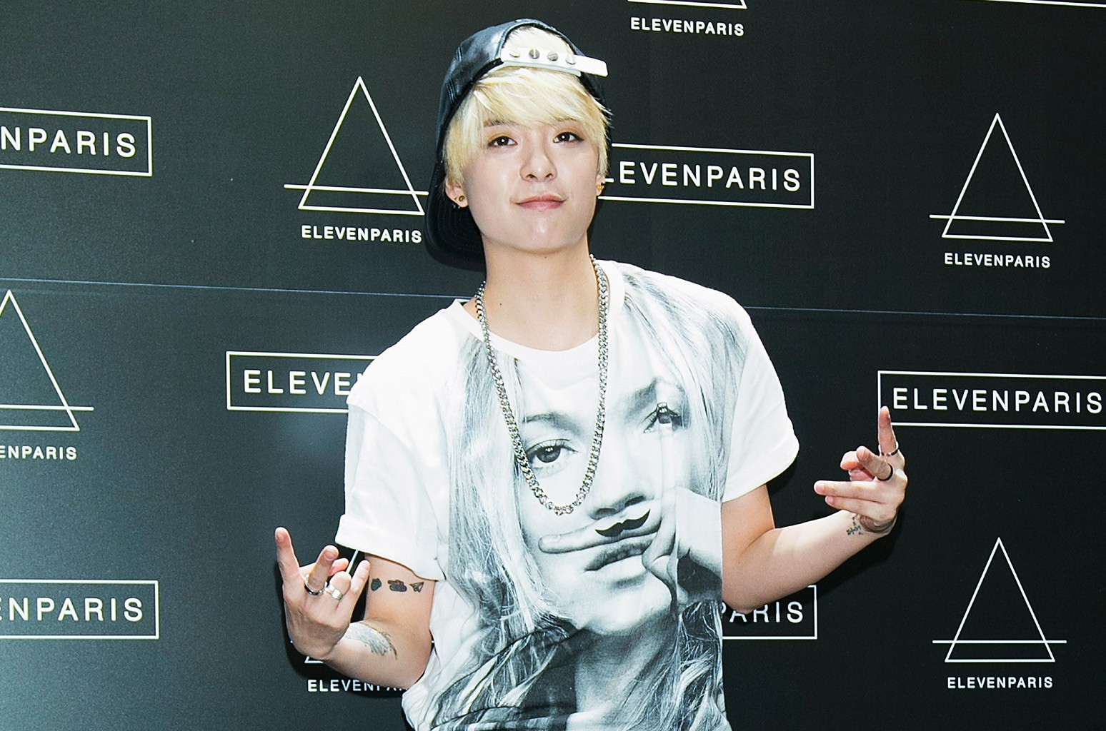 Amber of girl group f(x)