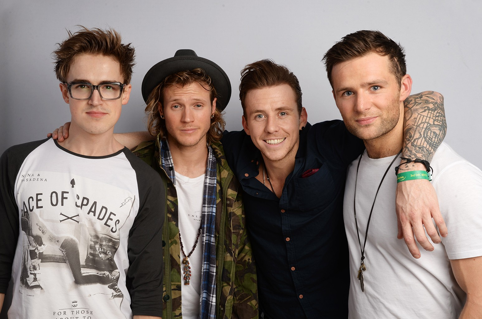 McFly's Harry Judd Tests Positive For COVID-19: 'Everything Smells Like Vinegar'