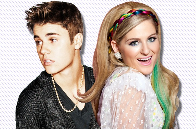 Justin Bieber & Meghan Trainor All About That Bass Remix