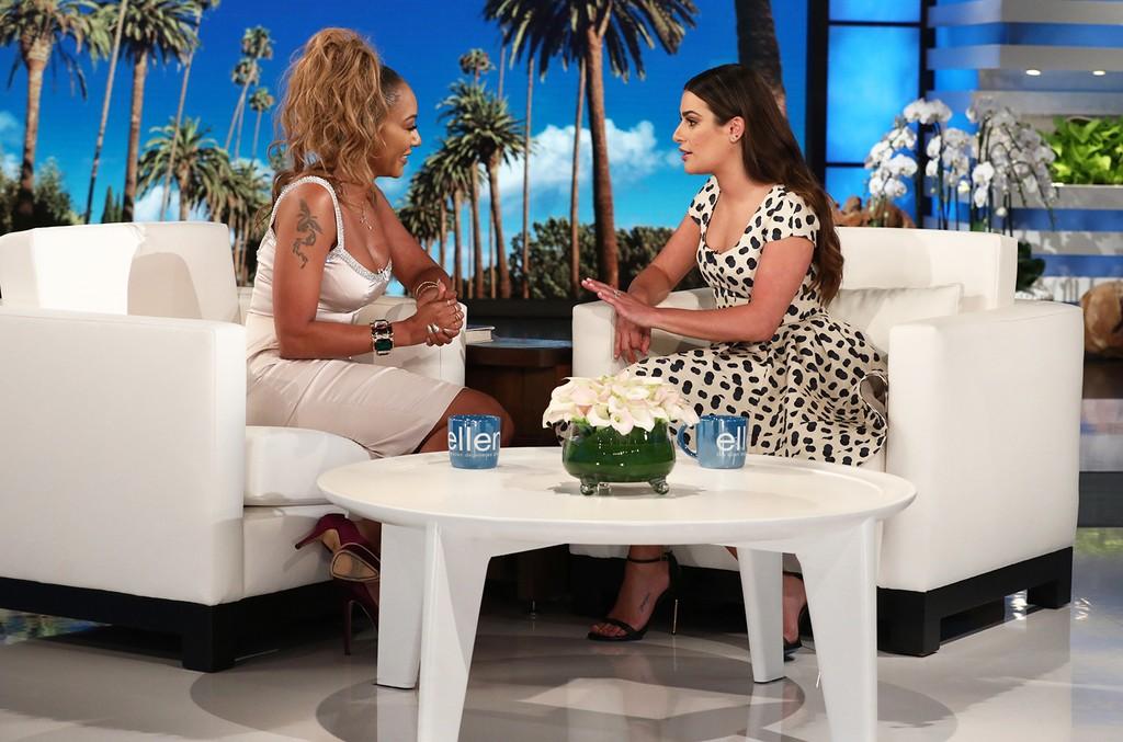 Mel B Lea Michele