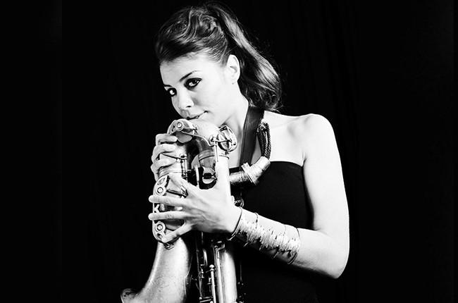 Melissa Aldana 2016