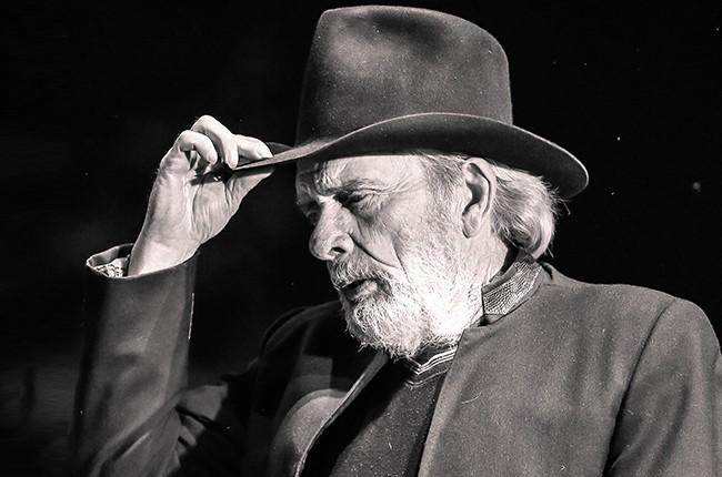 Merle Haggard 2016