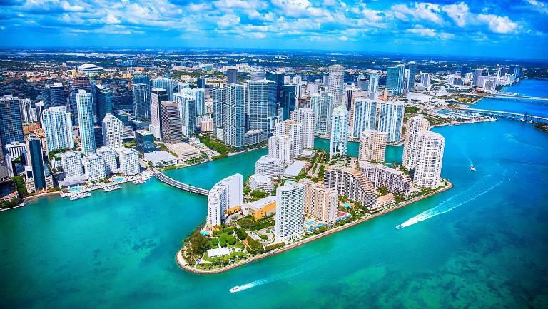 <p>Miami, Florida.</p>