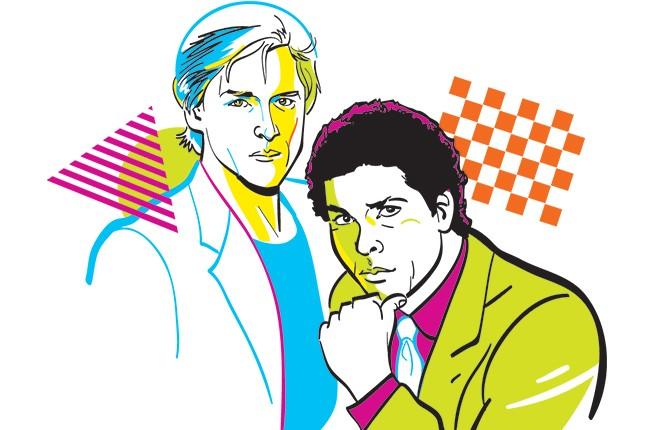 Miami Vice illo -- bb36