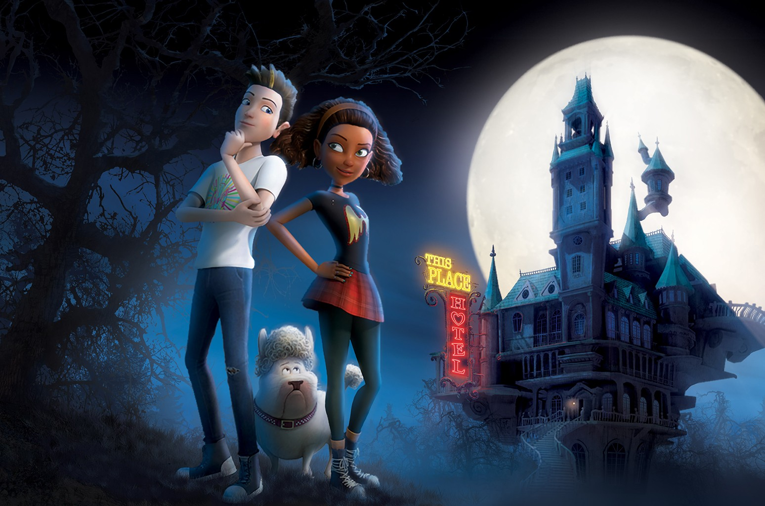 Michael Jackson's Halloween, a new one-hour animated adventure with Michael Jackson's acclaimed music as its soundtrack, airing this fall on the CBS Television Network.