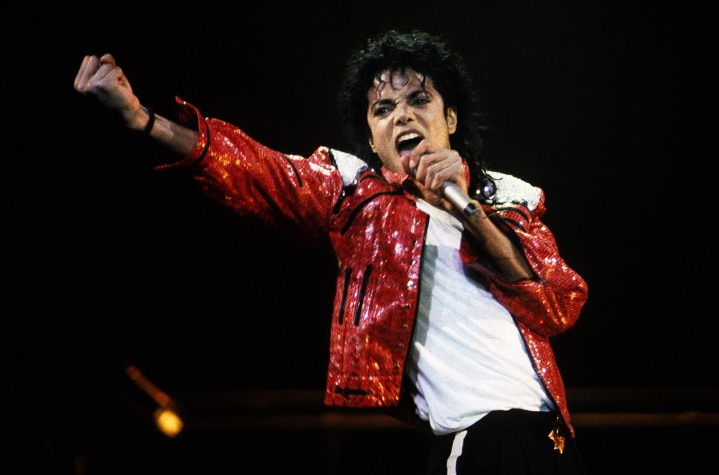 Michael Jackson, 1986