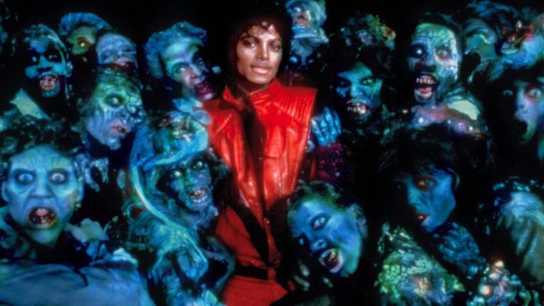 Here Are The Lyrics To Michael Jackson S Thriller Billboard