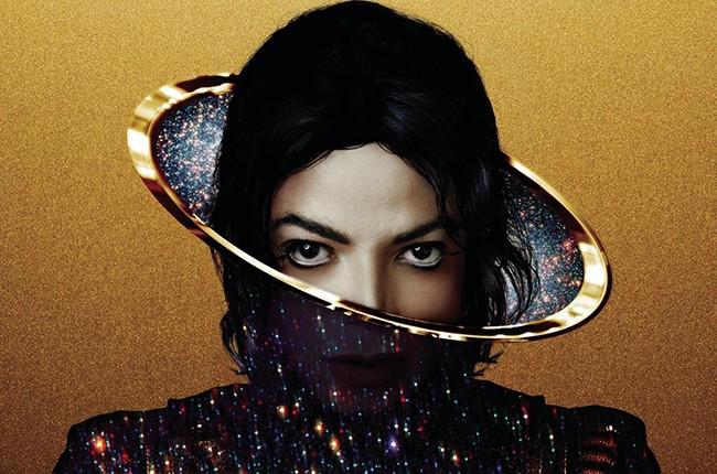 Michael Jackson's Xscape Deluxe Album Cover, 2014