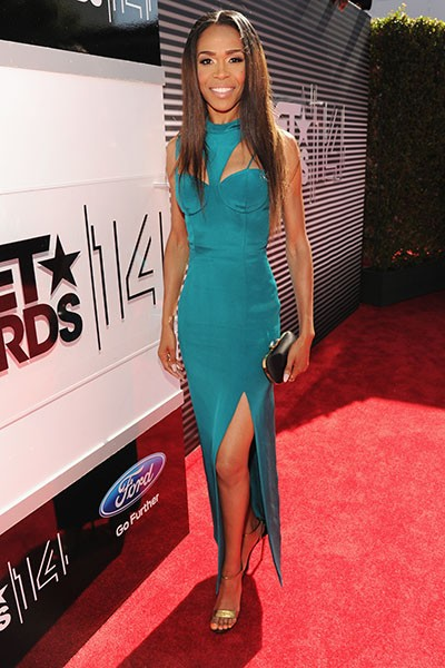 Michelle Williams at the BET Awards 2014