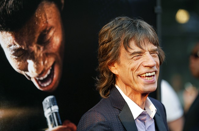 "Mick Jagger attends ""Get On Up"" premiere"