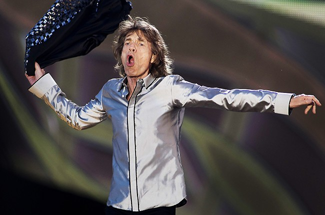 The Rolling Stones performs at Pinkpop Festival