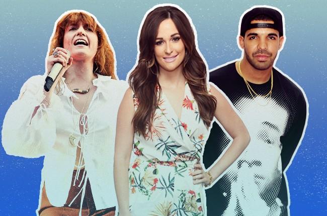 Mid Year Albums Top Ten