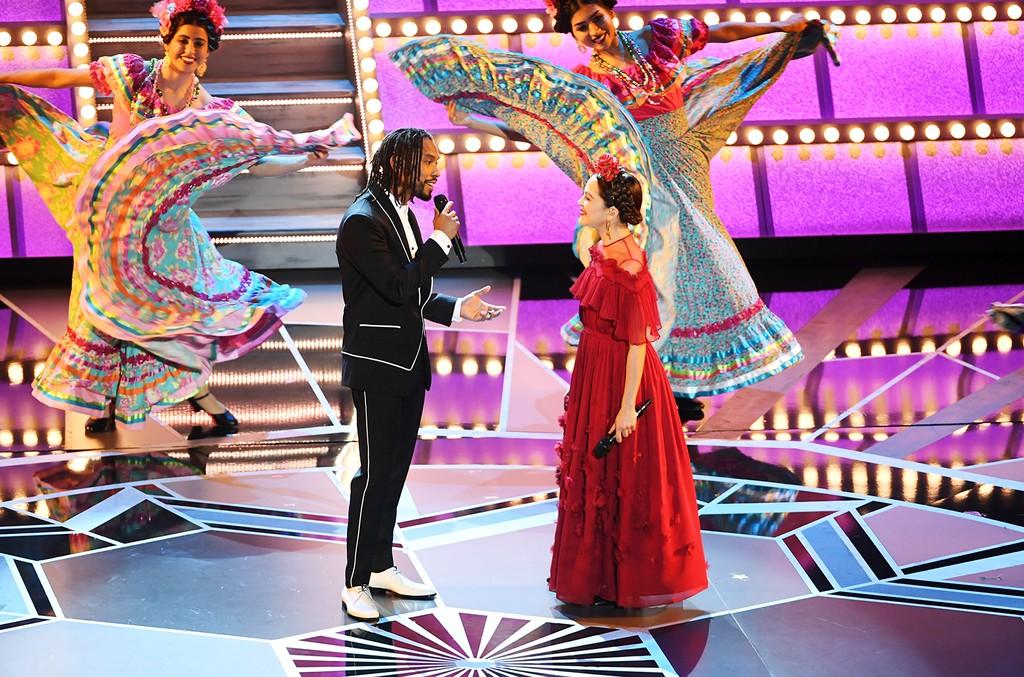 Miguel & Natalia Lafourcade