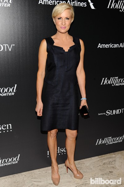 Mika Brzezinski attends The 35 Most Powerful People in Media hosted by The Hollywood Reporter