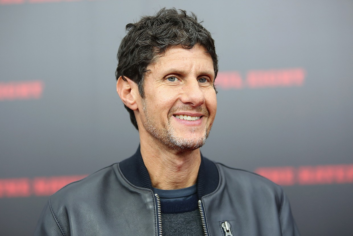 Mike D in New York City