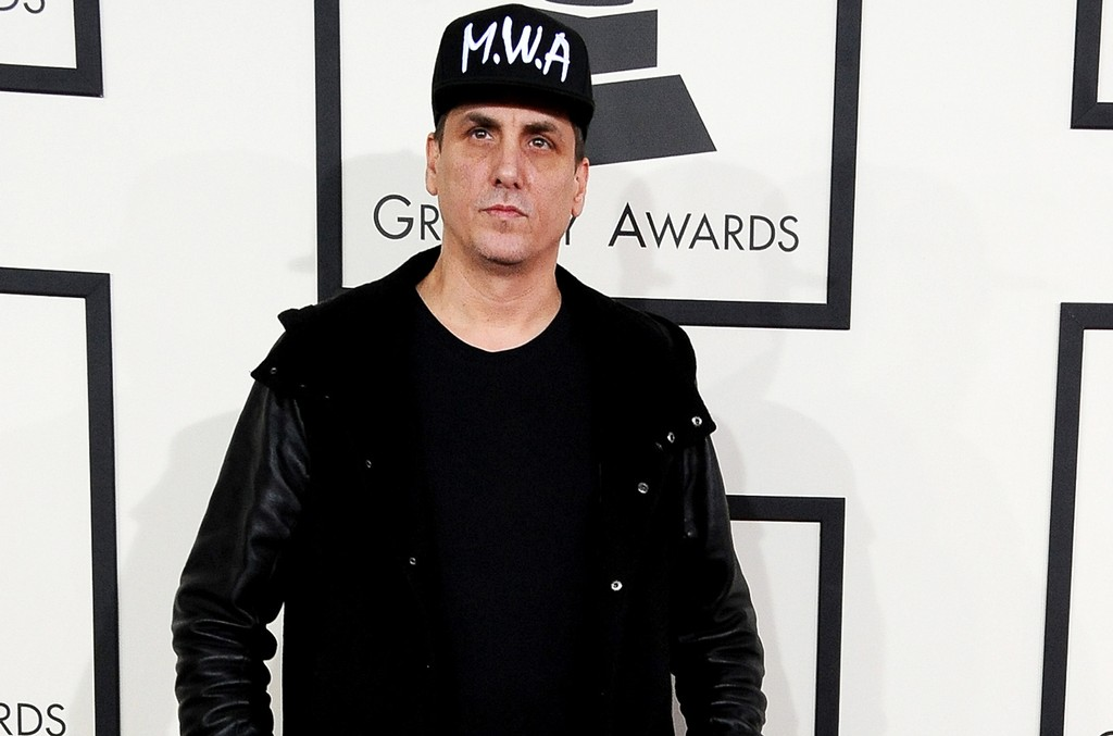 Mike Dean attends the 56th Grammy Awards at Staples Center on Jan. 26, 2014 in Los Angeles.
