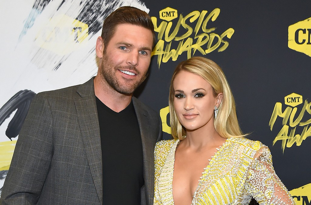 Carrie Underwood And Mike Fisher Encourage All To Stay At Home
