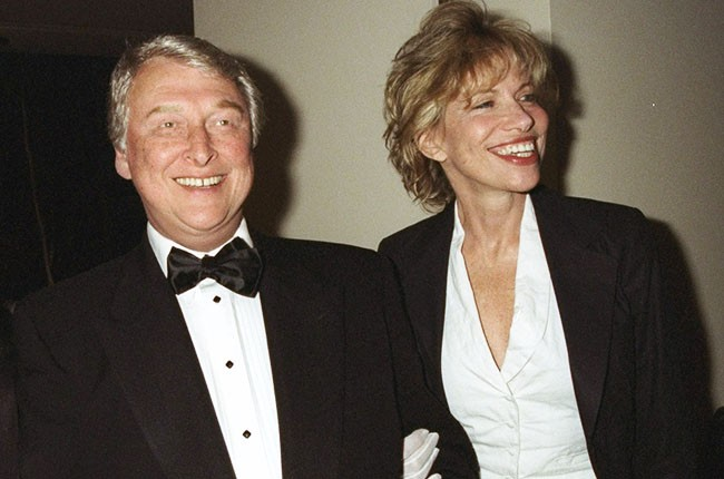 Mike Nichols and Carly Simon