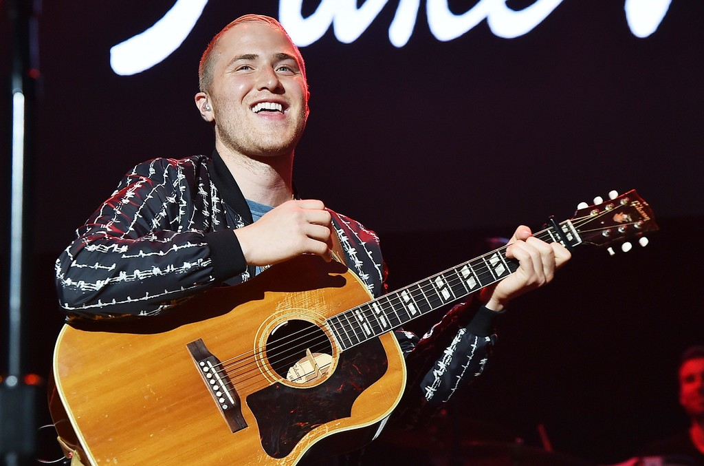 Mike Posner, 2016