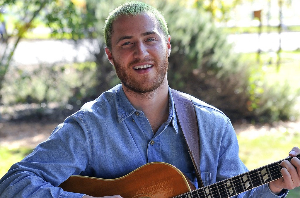 Mike Posner in 2016