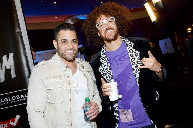 mike-shouhed-redfoo-grammys-2013-parties-650-430