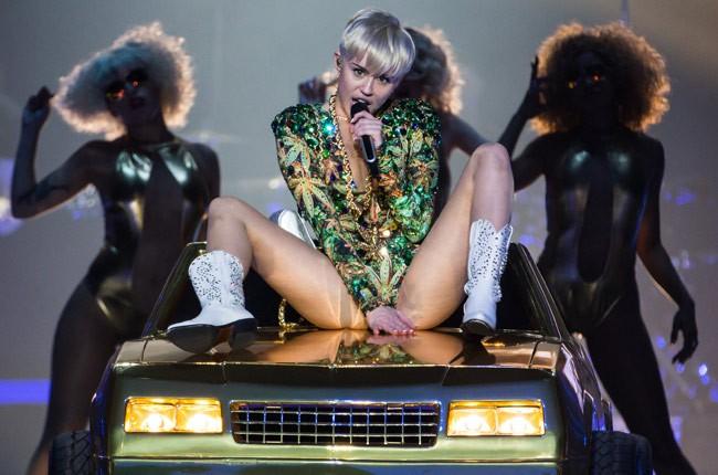 Miley Cyrus 'Bangerz Tour'