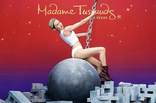 Miley Cyrus Madame Tussauds