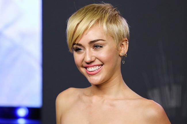 Miley Cyrus 2014
