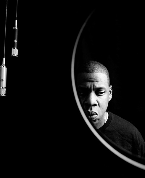 Jay Z photographed in 2007.