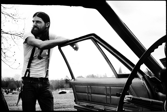 Seth Avett photographed in 2013.