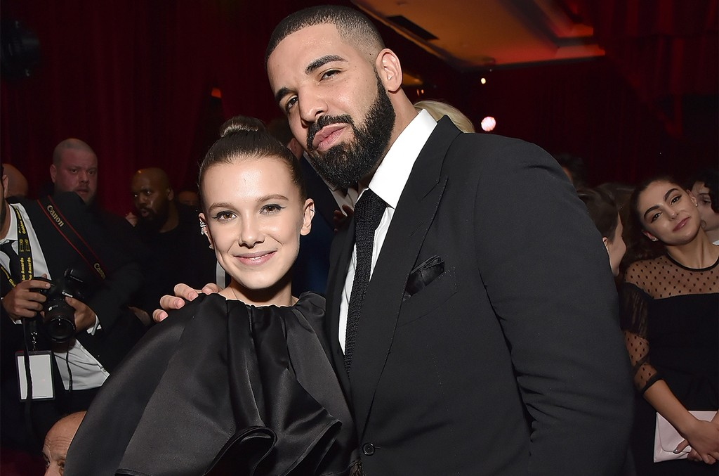 Millie Bobby Brown & Drake, 2018