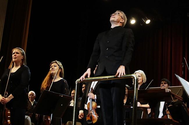 Minnesota Orchestra Music Director Osmo Vanska havana cuba 2015