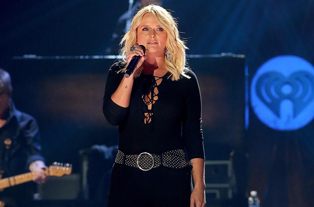 Miranda Lambert performs in 2016