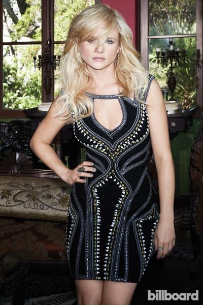 Miranda Lambert for Billboard