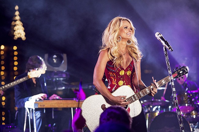 "Miranda Lambert performs for the ""Macy's Fourth of July Fireworks Spectacular"""