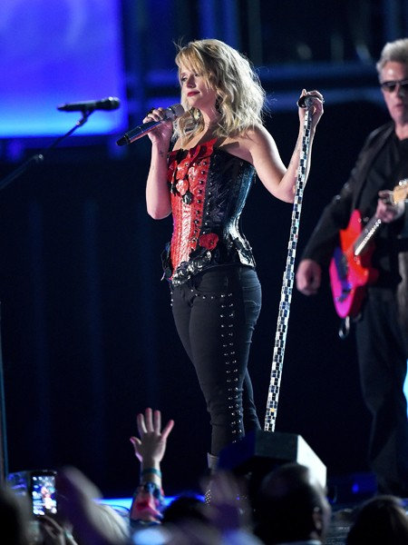 Miranda Lambert performs onstage during the 50th Academy Of Country Music Awards