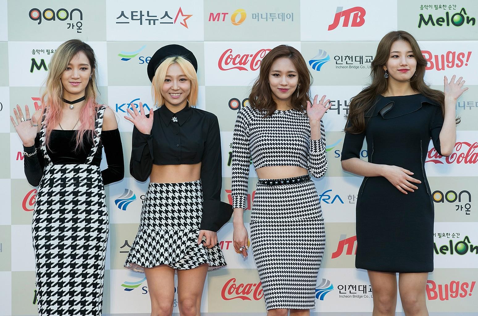miss A Break Up: K-pop Girl Group Confirms Split | Billboard | Billboard
